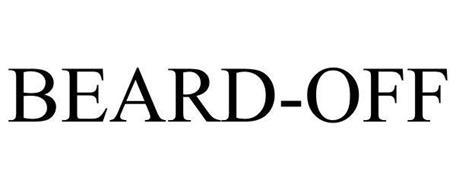 BEARD-OFF