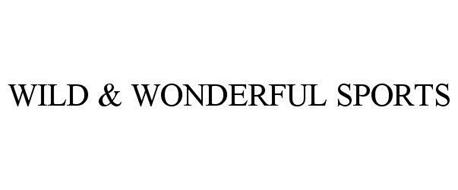 WILD & WONDERFUL SPORTS