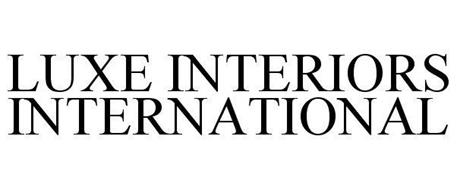 LUXE INTERIORS INTERNATIONAL