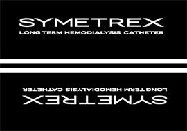 SYMETREX LONG TERM HEMODIALYSIS CATHETER LONG TERM HEMODIALYSIS CATHETER SYMETREX