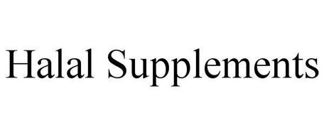 HALAL SUPPLEMENTS