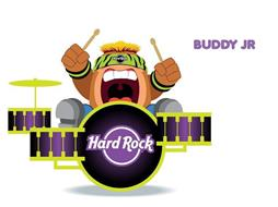 HARD ROCK HARD ROCK BUDDY JR
