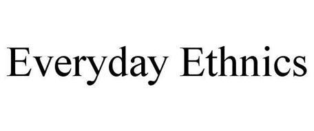 EVERYDAY ETHNICS