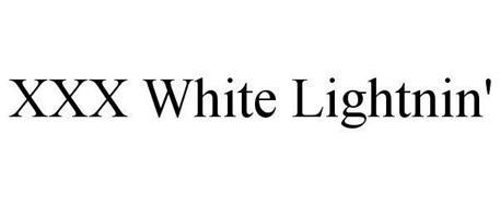 XXX WHITE LIGHTNIN'
