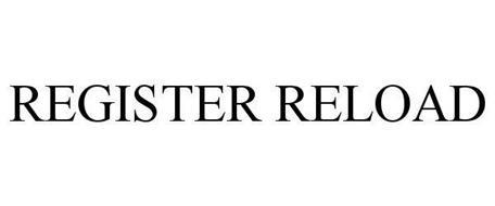 REGISTER RELOAD