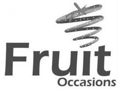 FRUIT OCCASIONS