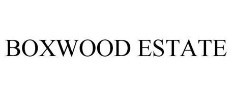 BOXWOOD ESTATE