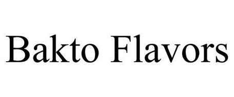 BAKTO FLAVORS