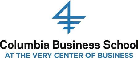 COLUMBIA BUSINESS SCHOOL AT THE VERY CENTER OF BUSINESS