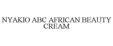 NYAKIO ABC AFRICAN BEAUTY CREAM