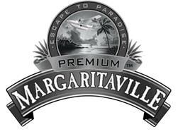 · ESCAPE TO PARADISE · PREMIUM MARGARITAVILLE