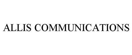ALLIS COMMUNICATIONS