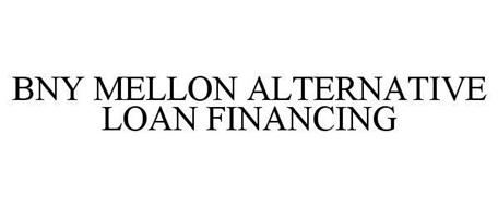 BNY MELLON ALTERNATIVE LOAN FINANCING