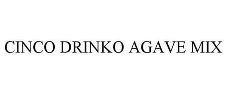 CINCO DRINKO AGAVE MIX