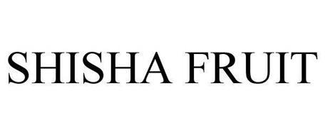 SHISHA FRUITS
