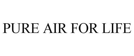 PURE AIR FOR LIFE