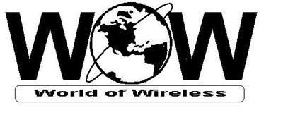 WOW WORLD OF WIRELESS