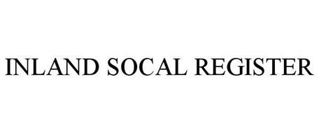 INLAND SOCAL REGISTER