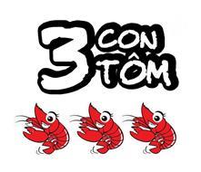 3 CON TÔM