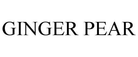 GINGER PEAR