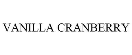 VANILLA CRANBERRY