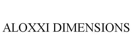 ALOXXI DIMENSIONS
