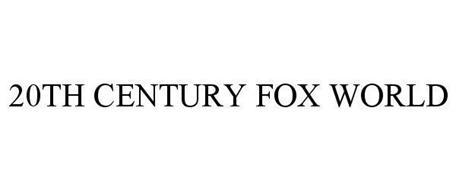 20TH CENTURY FOX WORLD