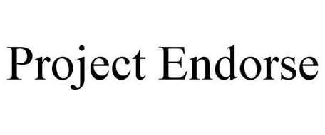 PROJECT ENDORSE
