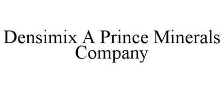 DENSIMIX A PRINCE MINERALS COMPANY