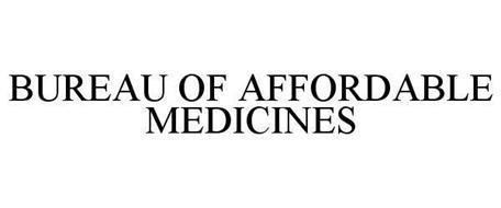 BUREAU OF AFFORDABLE MEDICINES