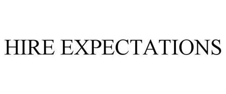 HIRE EXPECTATIONS