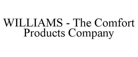 WILLIAMS - THE COMFORT PRODUCTS COMPANY