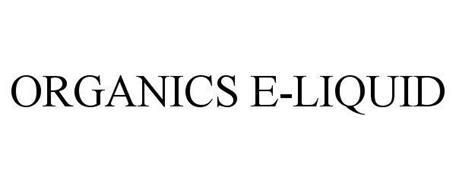 ORGANICS E-LIQUID