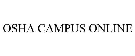 OSHA CAMPUS ONLINE