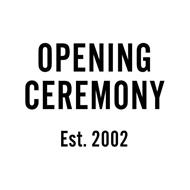 OPENING CEREMONY EST. 2002