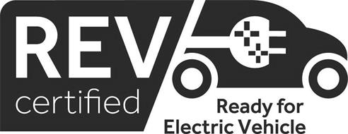 REV CERTIFIED READY FOR ELECTRIC VEHICLE