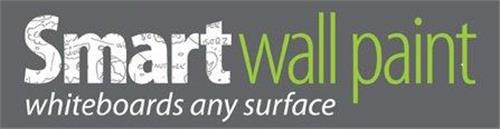 SMART WALL PAINT WHITEBOARDS ANY SURFACE