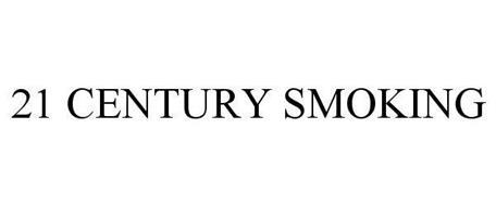 21 CENTURY SMOKING