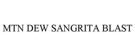 MTN DEW SANGRITA BLAST