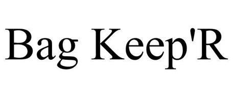 BAG KEEP'R