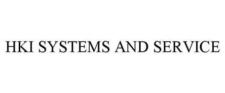 HKI SYSTEMS AND SERVICE
