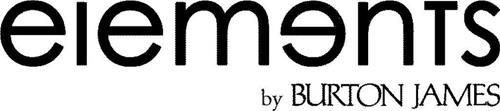 ELEMENTS BY BURTON JAMES