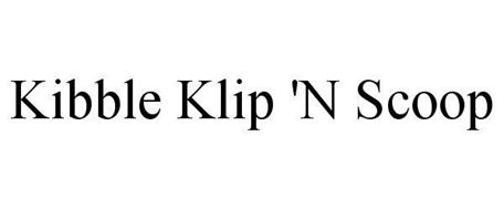 KIBBLE KLIP 'N SCOOP