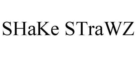 SHAKE STRAWZ