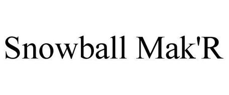 SNOWBALL MAK'R