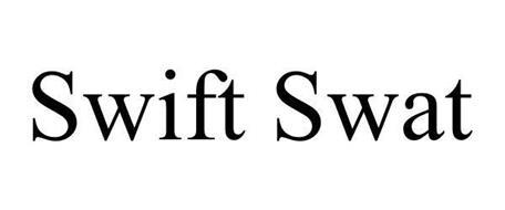 SWIFT SWAT