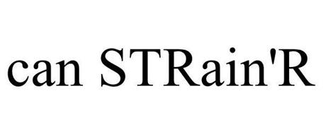 CAN STRAIN'R