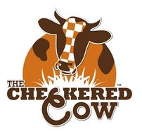 THE CHECKERED COW