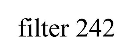 FILTER 242