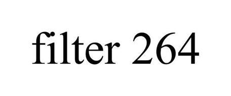 FILTER 264
